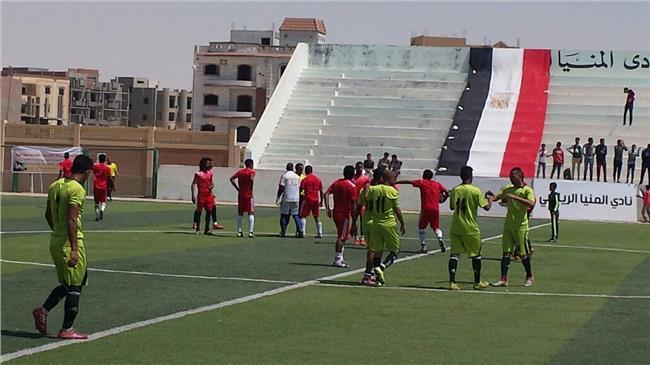 محافظ المنيا يشهد نهائي دوري مراكز الشباب