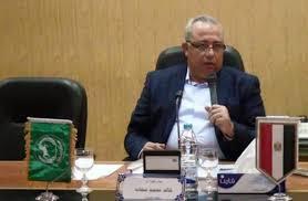 المحافظ اللواء خالد سعيد