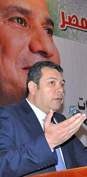 المهندس محمد صبري منسق حملة كلنا معاك بالاسكندرية