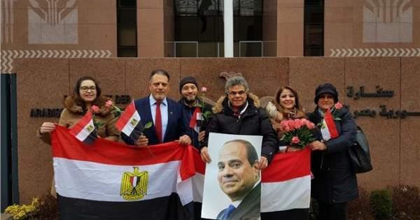 المصريون في ألمانيا