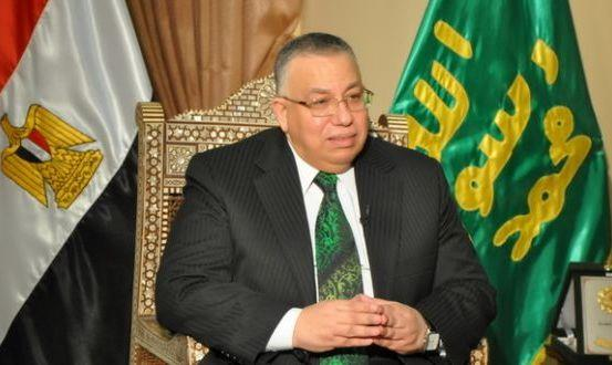 محمود الشريف- نقيب الأشراف