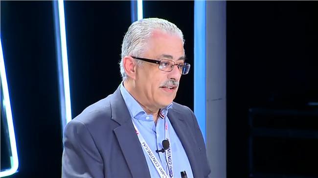 وزير التربية والتعليم - د. طارق شوقي