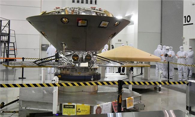 ناسا تستعد لإطلاق مركبة إنسايت