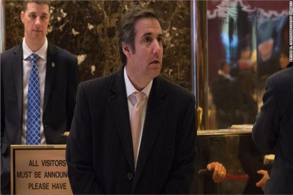 محامي ترامب الخاص مايكل كوهين