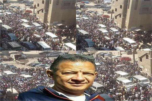 جنازة محسن عبد الحي