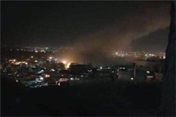 الضربات الأمريكية على سوريا