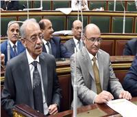 إسماعيل  أمام البرلمان