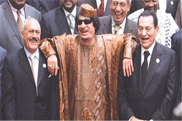القمة العربية فى ليبيا  2010