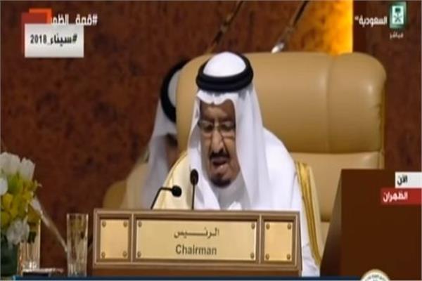 الملك سلمان بن عبد العزيز، خادم الحرمين الشريفين