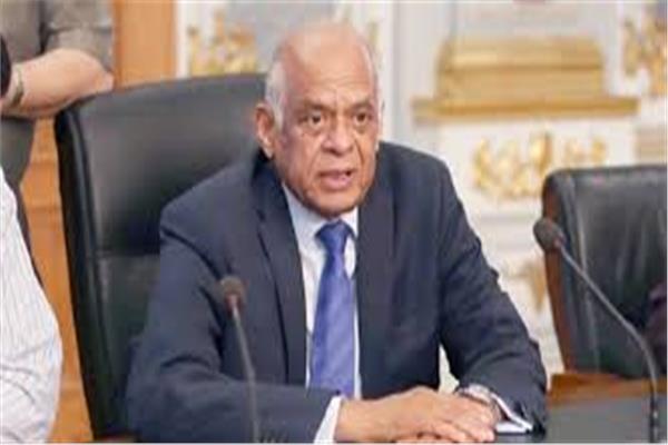 رئيس مجلس النواب د. علي عبد العال