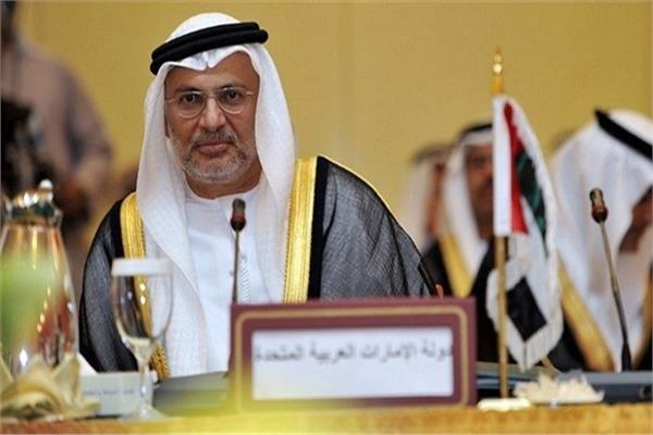 وزير الدولة للشئون الخارجية في الإمارات أنور قرقاش