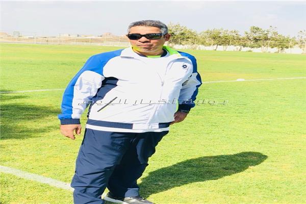 بهاء قبيصى - مدرب الأخدود السعودي