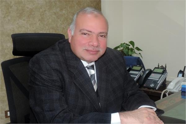 مدير أمن القليوبية إيهاب خيرت