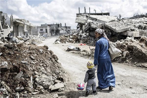 سوريا - صورة موضوعية