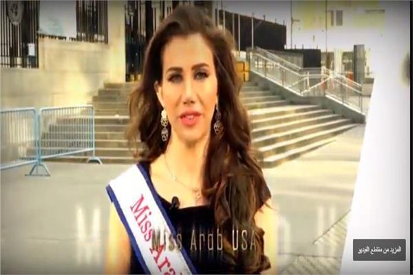 ملكة جمال العرب تدعم الحفل الخيري لمستشفى المسالك البولية بالمنصورة