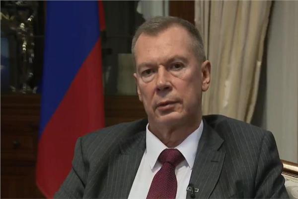 مندوب روسيا لدى منظمة حظر الأسلحة الكيميائية