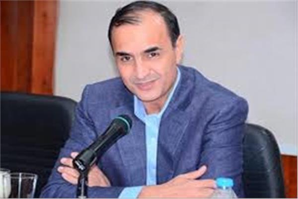 """الكاتب الصحفي محمد البهنساوي رئيس تحرير """"بوابة أخبار ليوم"""""""