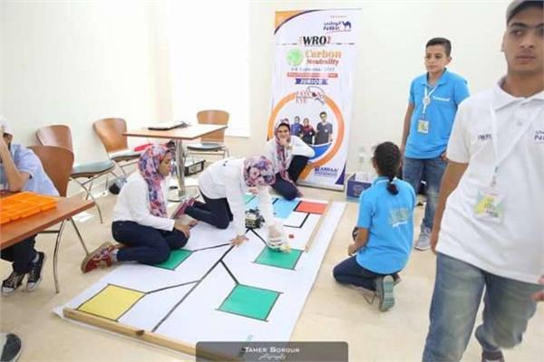 فعاليات مركز العلوم المصري «Ideasgym»