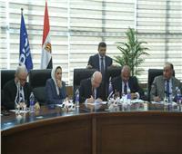 بروتوكول تعاون بين جامعة بدر وجهاز تنمية التجارة