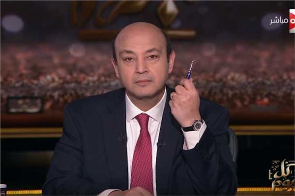 كشف غموض واقعة سرقة فيلا عمرو أديب