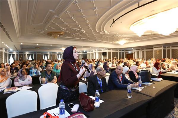مؤتمر الجمعية المصرية للسكر والغدد الصماء في الأطفال والمراهقين