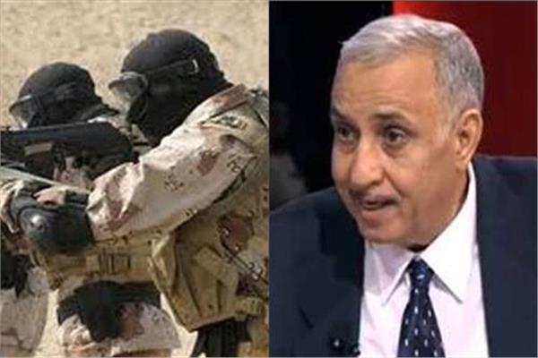 اللواء نبيل أبو النجامؤسس الوحدة الاستراتيجية «999 قتال»