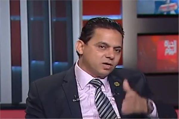 النائب إيهاب غطاطي عضو لجنة الزراعة بمجلس النواب