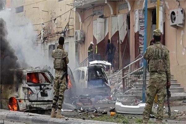 هجوم انتحاري بالصومال