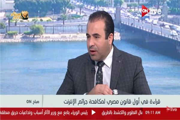 النائب أحمد بدوي