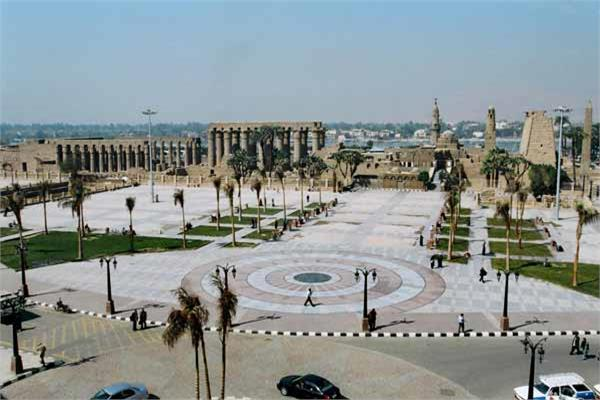 ساحة ميدان أبو الحجاج