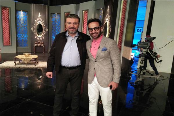 أحمد فهمي يكشف أسرار مسيرته المهنية ببرنامج «واحد من الناس»