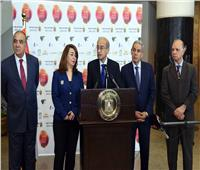 رئيس الوزراء في معرض مصري