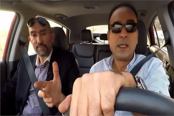الإعلامي محمد المغربي
