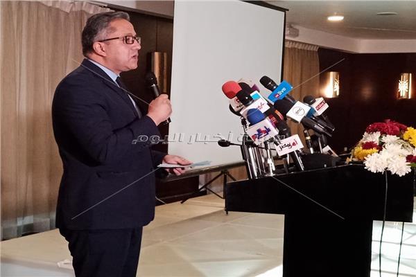 وزير الآثار يفتتح المؤتمر الدولي الرابع لتوت عنخ آمون