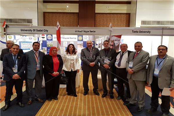 افتتاح معرض الجامعات الذي تنظمه مؤسسة  اخبار الْيَوْمَ بدولة  الكويت