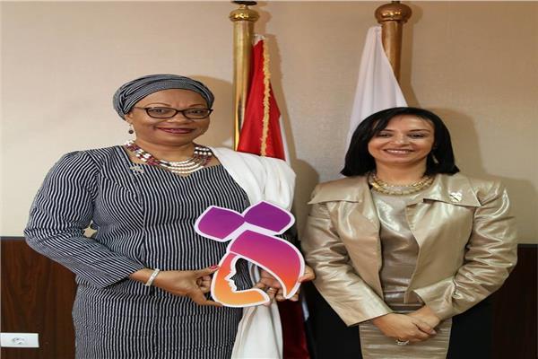 «قومي المرأة» يوقع بروتوكول تعاون مع وزارة التضامن ببوركينا فاسو