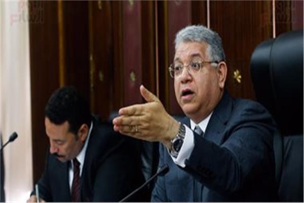 الدكتور جمال شيحة رئيس لجنة التعليم بالبرلمان