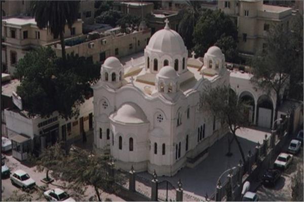 كنيسة العذراء بالزيتون