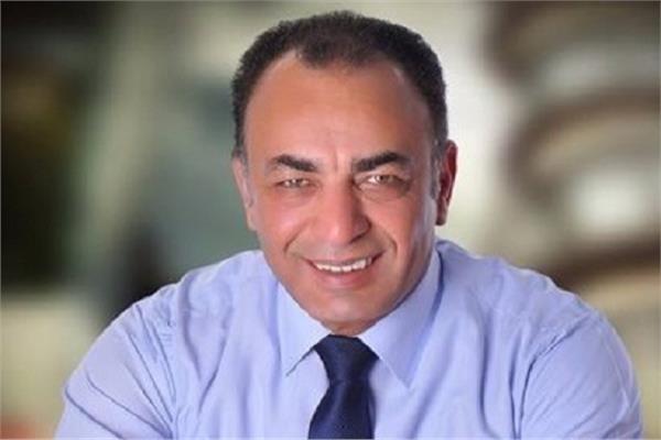 اللواء مصطفى العجوزرئيس الجهاز المركزي للتعمير