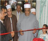عباس شومان يفتتح فرع لجنة الفتوى بإدارة طهطا التعليمية