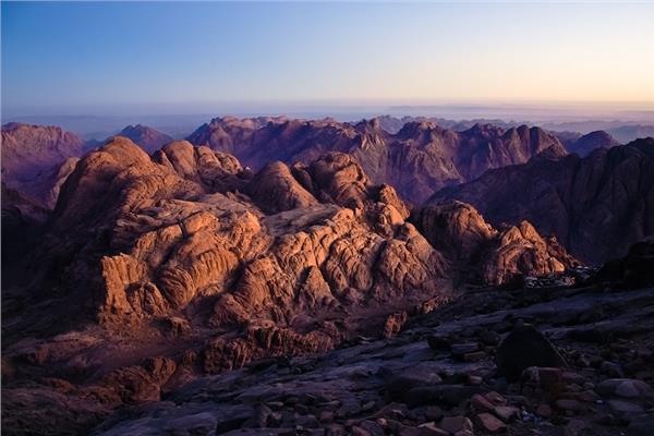 جبل الطور شهد أحداثا كثيرة مع نبي الله موسى