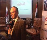 نقيب الصحفيين عبدالمحسن سلامة خلال حضوره حفل تدشين انطلاقة بوابة أخبار اليوم