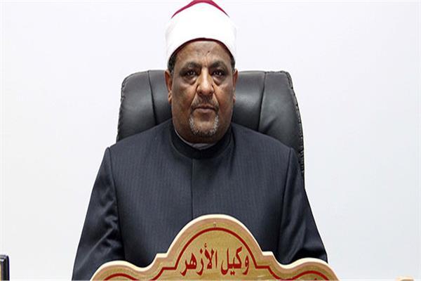 الشيخ عباس شومان
