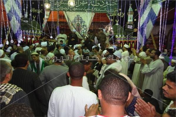 مسيرات «صوفية» احتفالاً برمضان في سوهاج