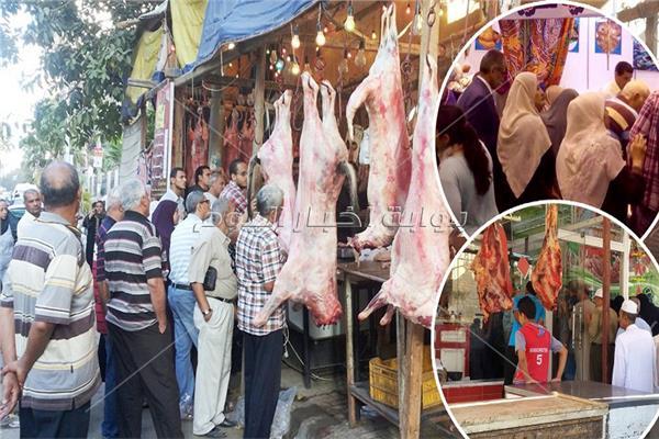«الزراعة» تضخ كميات كبيرة من اللحوم والسلع بالأسواق