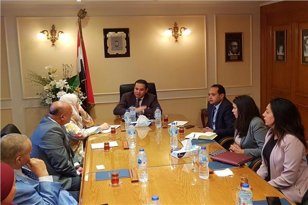 وزير قطاع الأعمال يوجه بالتوسع في إنشاء فنادق 3 و4 نجوم