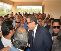 وزير القوى العاملة يتابع تقديم طلبات الترشح للانتخابات العمالية