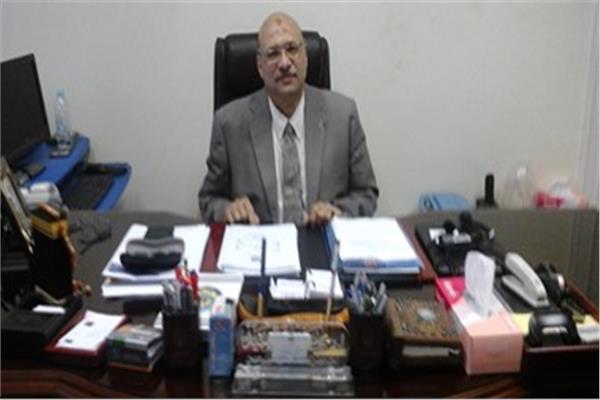 الدكتور محمد السيد القائم بأعمال رئيس جامعة دمنهور