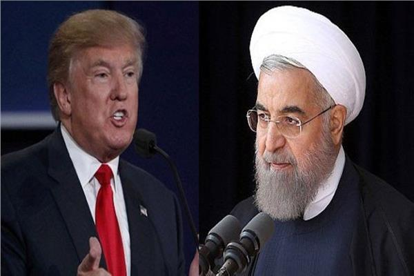 حسن روحاني ودونالد ترامب