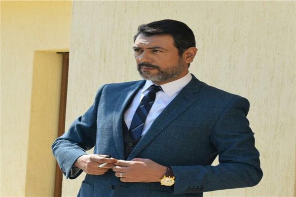 أحمد وفيق: أجسد دور مدير مكتب رئيس الوزراء في «عوالم خفية»